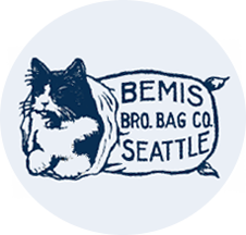 the old Bemis logo